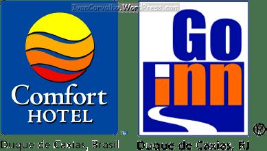 Comfort Hotel e Go Inn