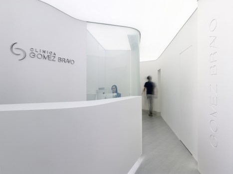 Interiorismo Ivan Cotado Clínica Gómez Bravo