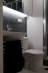 Diseño interior de piso en Galicia. Baño principal