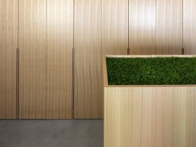 Almacenaje en diseño de oficinas Greenalia, The Green Company