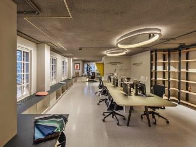 Puestos en Diseño de oficinas Sutega LAB
