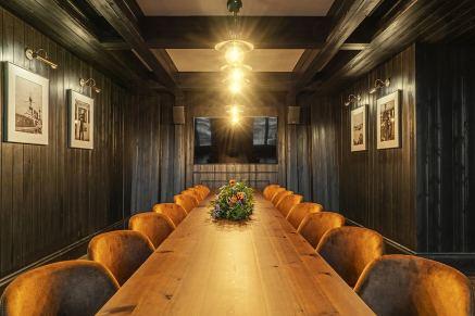 Diseño Le Tavernier Madrid - Secret Room - El Camarote del capitán Breixo