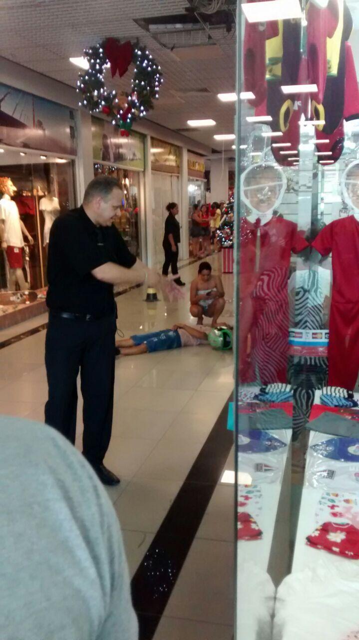 30325aa63ad Tiroteio na saída do Colombo Park Shopping em Colombo – Blog Ivan de ...