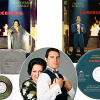 Download Freddie Mercury & Montserrat Caballe - How Can I Go On - 1988