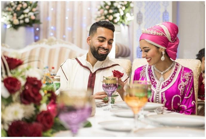 Un mariage à Casablanca