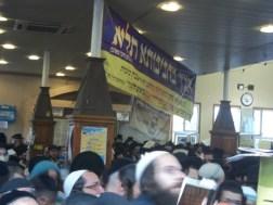 Inside Rebbe Nachman's Tziyun