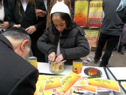 Collecting for Pidyon Nefesh