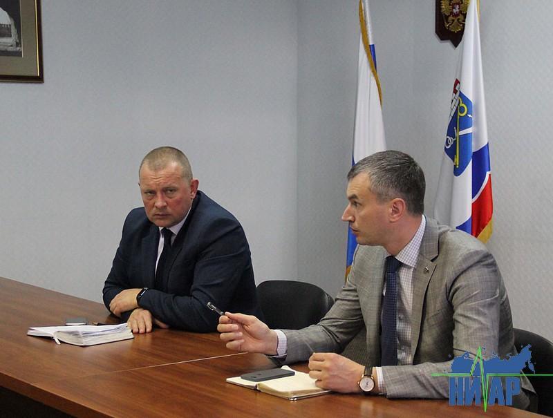 На аппаратном совещании обсудили наиболее важные вопросы, касающиеся жизнедеятельности Ивангорода (фото и видео)