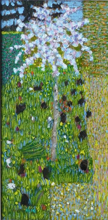 CherryBlossom I 60x30