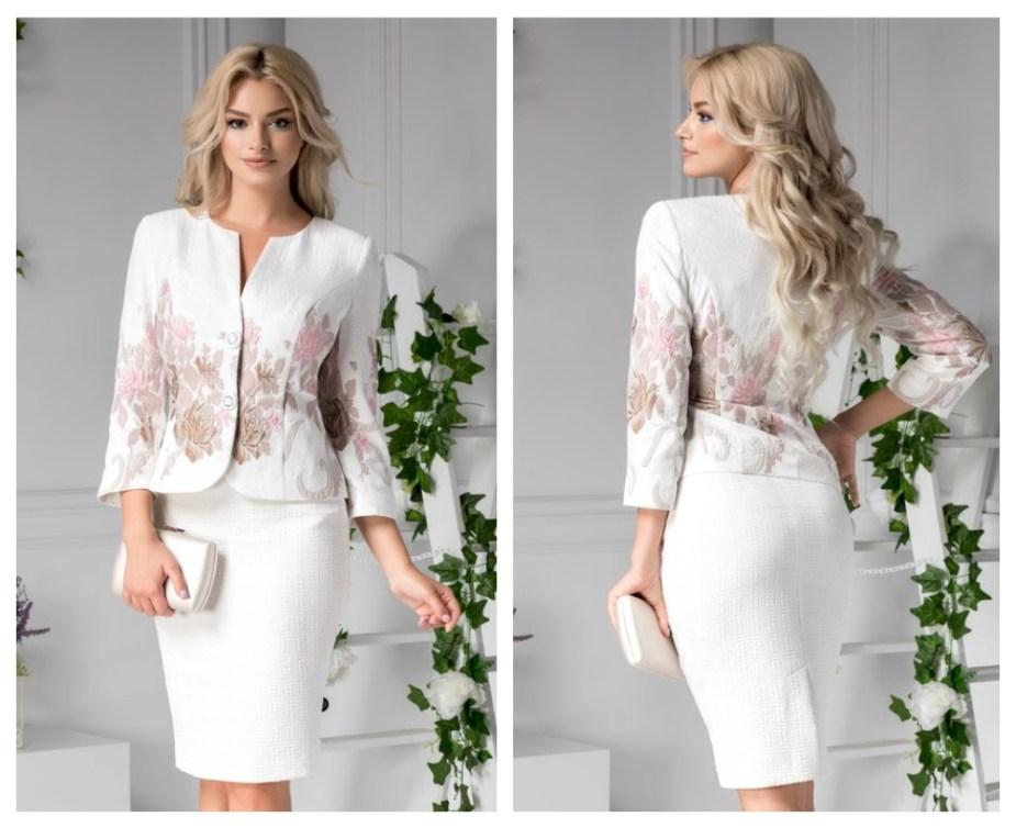 costume-pentru-femei-elegante-de-ocazie-nunta-ocazii-speciale-costum-alb-inflorat