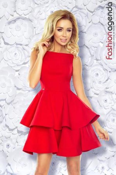 rochii-rosii-in-clos-scurte