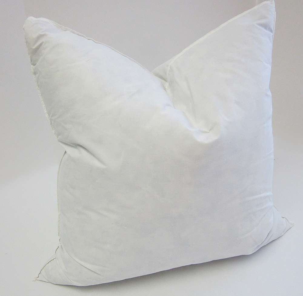 18 square pillow insert