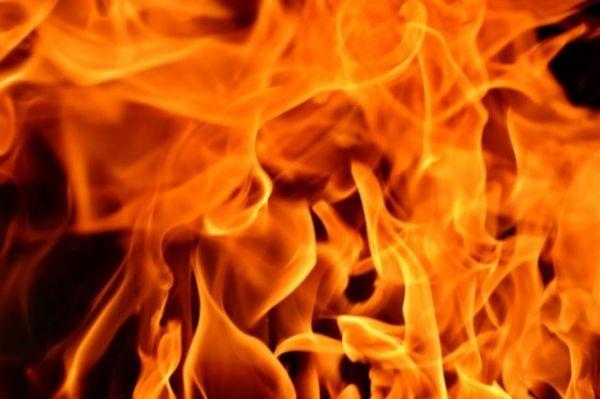 Утром на пожаре в Ивановской области погиб мужчина ...