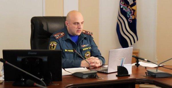 15 апреля в регионе вводится особый противопожарный режим ...