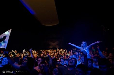 La 25 en el teatro Vorterix © IVAN PAWLUK http://ivanpawluk.com/ reservados todos los derechos / all rights reserved