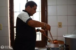 Cocinero Jabes