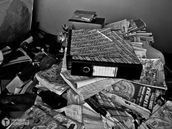 libros abandonados