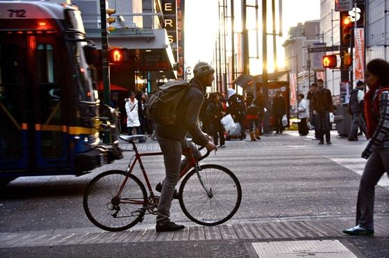 Vožnja biciklom