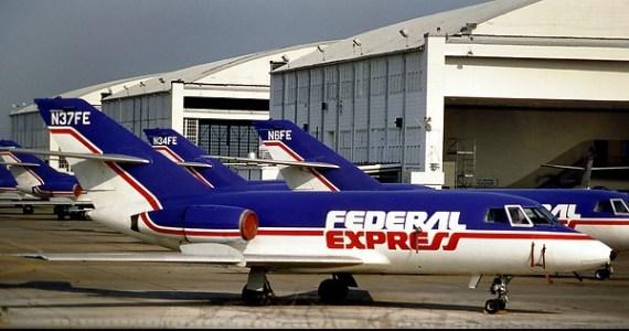 FedEx Falcon 20