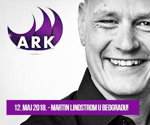 Martin Lindstrom u Beogradu