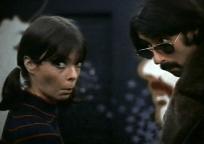 Patty Shepard como Patty y Carlos Garrido como Carlos.