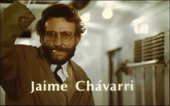 Jaime Chávarri en 'Cuentos eróticos'