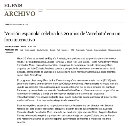 1999-11-30-el-pais-version-espanola-arrebato