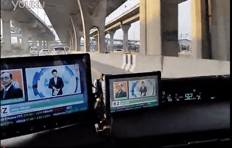 Thailand Car DVB-T2