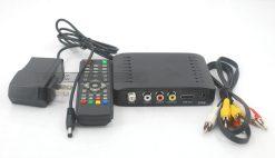 VCAN1092 Car ISDB-T Philippines Digital TV Receiver black box MPEG4 HDMI USB PVR Remote 9