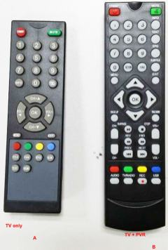 VCAN Remote Controller