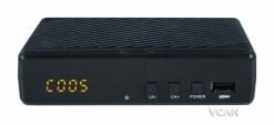 VCAN1098 Mini HD Home ATSC Digital TV Receiver for Mexico 8