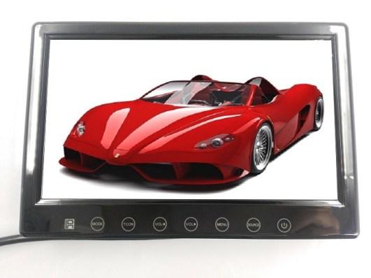 car digital lcd screen monitor