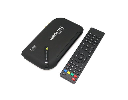 VCAN1170 IPTV box Android 4.4.2 OTT DVB-T2 Supports H.265-H.264 full HD HDMI stick 4