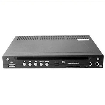 1/2 Din DVD Player