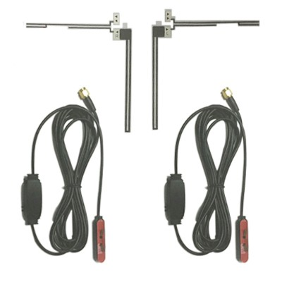 Digital waterproof TV antenna for analog and digital with amplifier 1