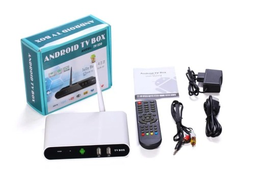 Android 4.2 IPTV Box 5