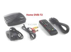 HD mini Home DVB-T2 Digital TV Receiver 9