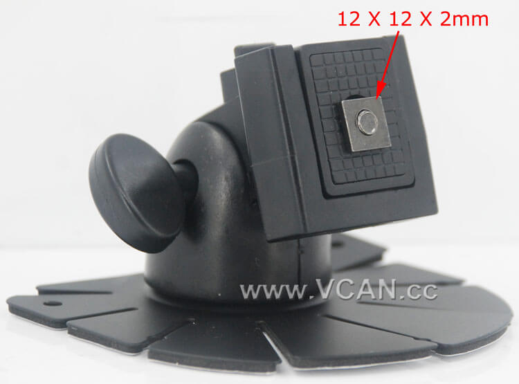 Monitor bracket install In Car table stand alone tablet pc gps dash mount 23
