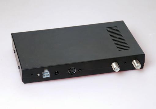 Car DVB-T Receiver MPEG4 H.264 2 tuner 2 diversity antenna Booster Recorder DVBT 2
