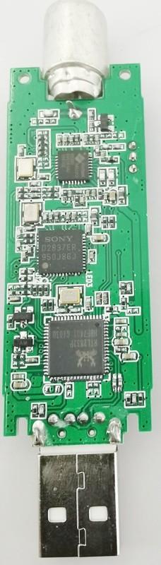 DVB-T2 for PC TV tuner PCBA Chipset