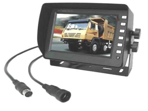 "5.6"" digital LCD monitor VCAN1419 1"