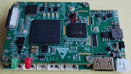 Encode Board for COFDM Wireless Video Transmitter 6