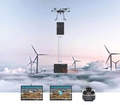ip wireless video transmitter receiver