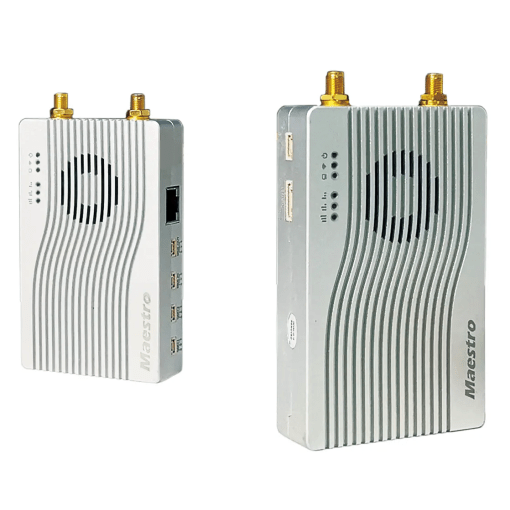 80KM wireless transmitter-receiver