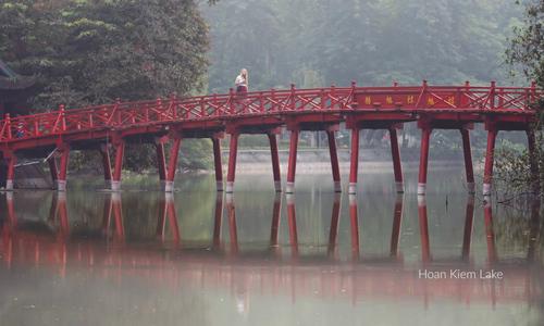 Hanoi as a one-day wonder