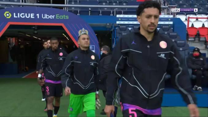 PSG 2-1 Nice