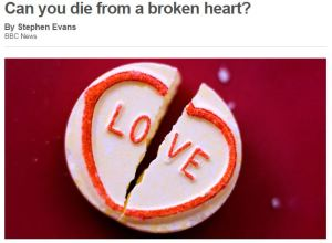 Death or Rebirth for the Broken Hearted?