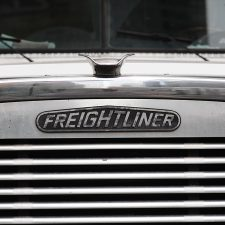 Photo of semi truck