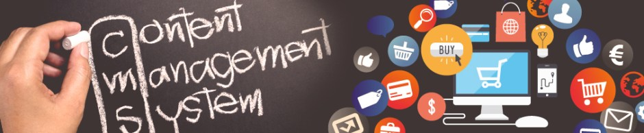 Content Management in iVend eCommerce