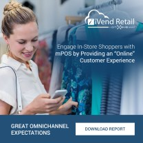 """Engage In-Store Shoppers with mPOS by Providing an """"Online"""" Customer Experience"""